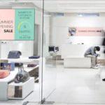 Philips customer line management signage