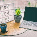 managing from home