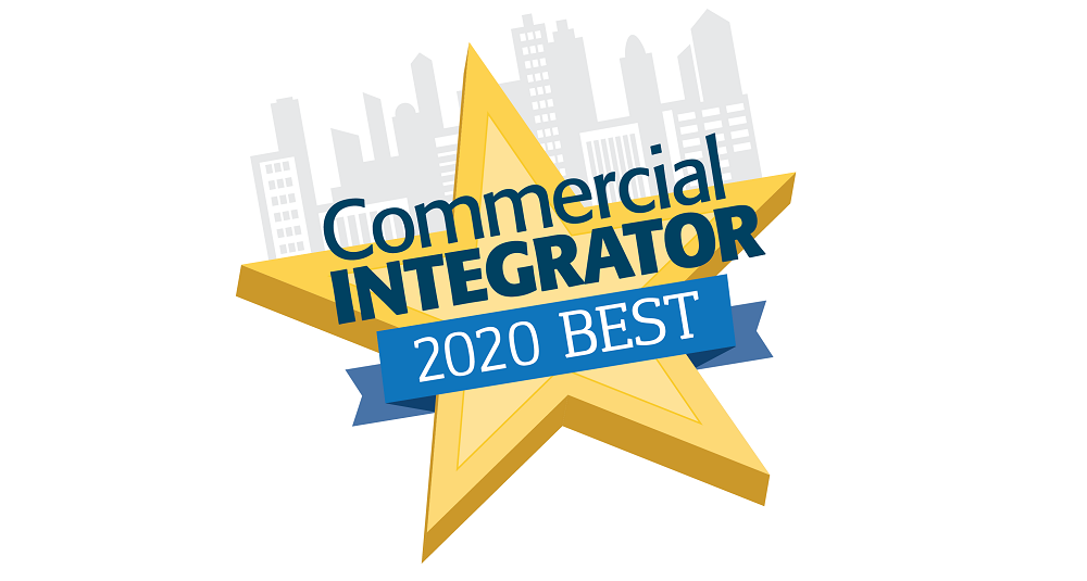 Commercial Integrator's 2020 BEST Awards Winners