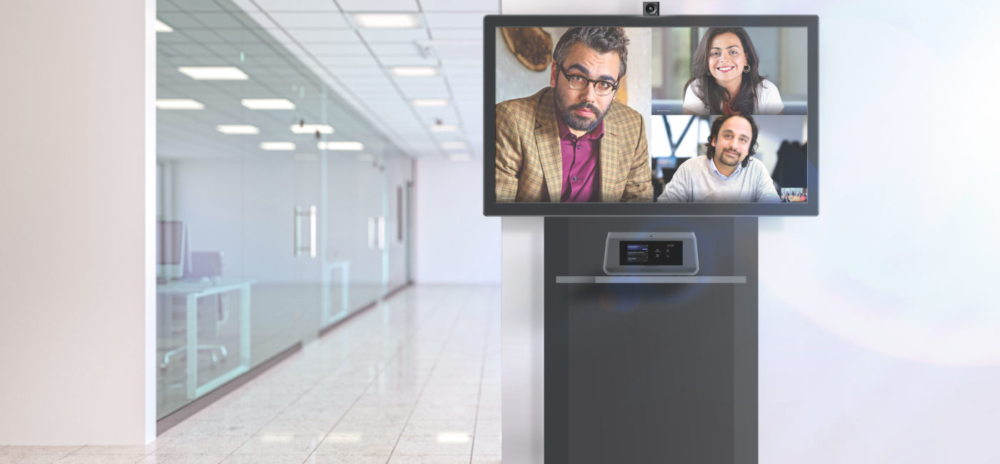 Crestron Flex R-Series Puts Unified Communications Anywhere Instantly