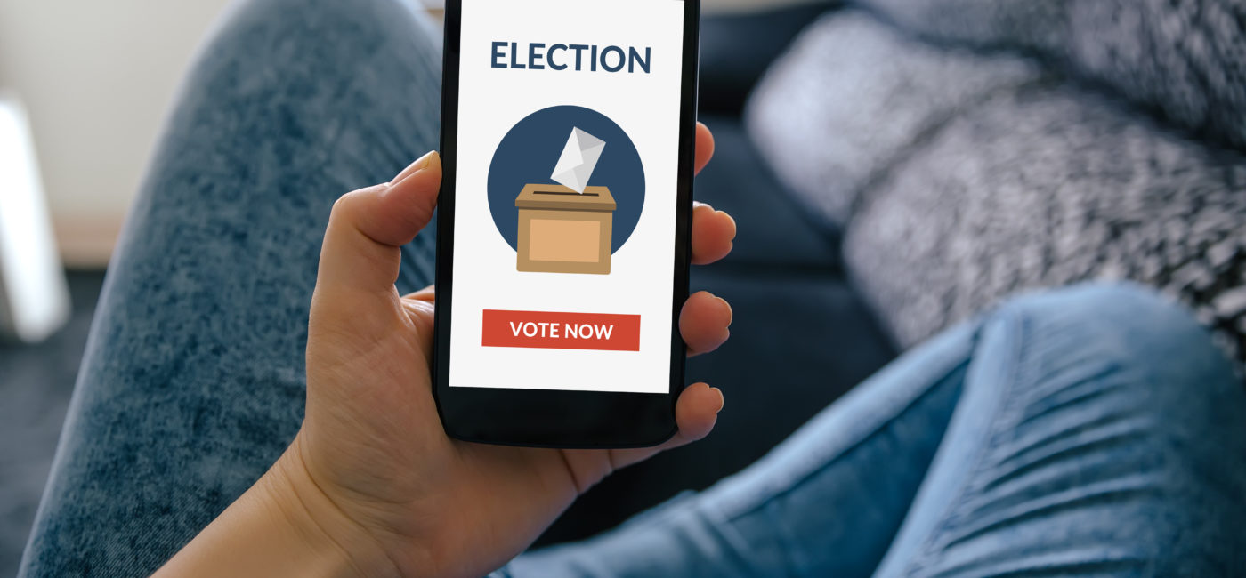 Online Voting Should Be an Option for U.S. Voters This Presidential Election Cycle