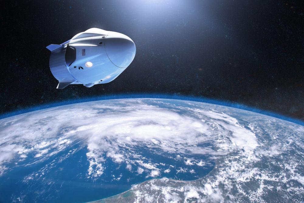 Watch SpaceX and NASA make history