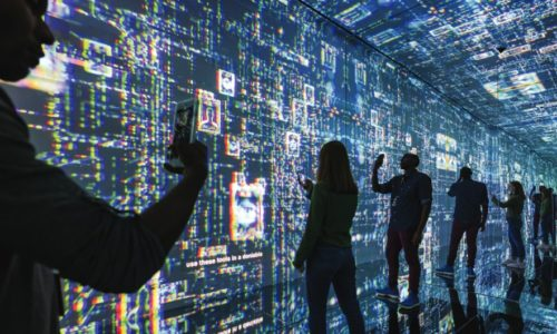 Spy Museum, AV experience