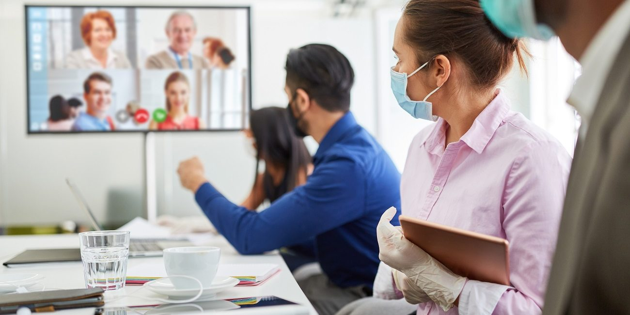 Navigating the Sea of Videoconferencing, Collaboration Apps in the Conference Room