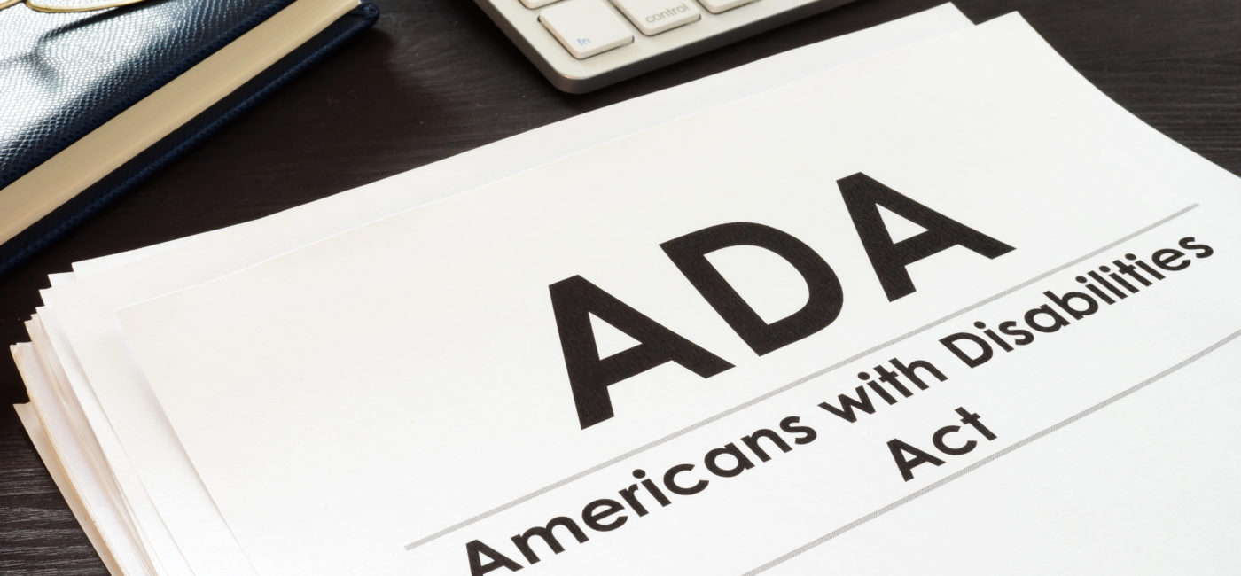 AV's Role in Continue to Advance the Americans with Disabilities Act