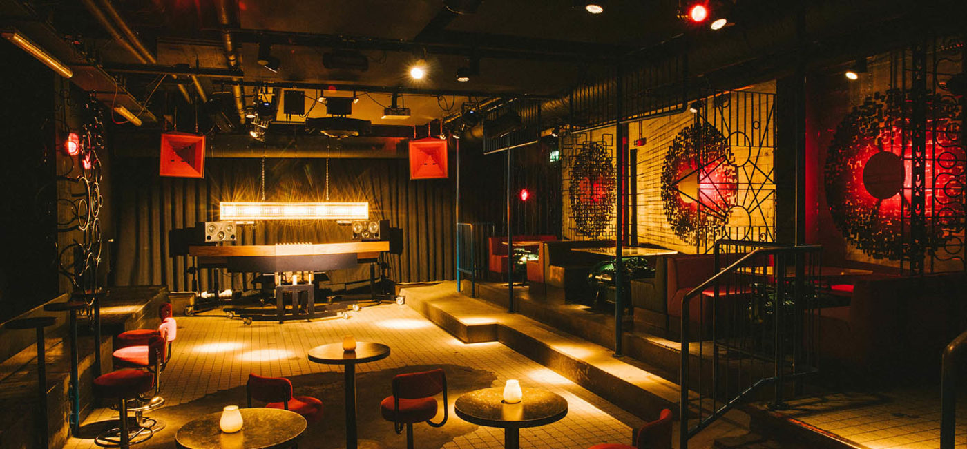 Amsterdam's Doka Nightclub Opts for Danley Speakers and Subwoofers
