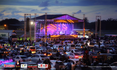 BNS Drive-In Concerts