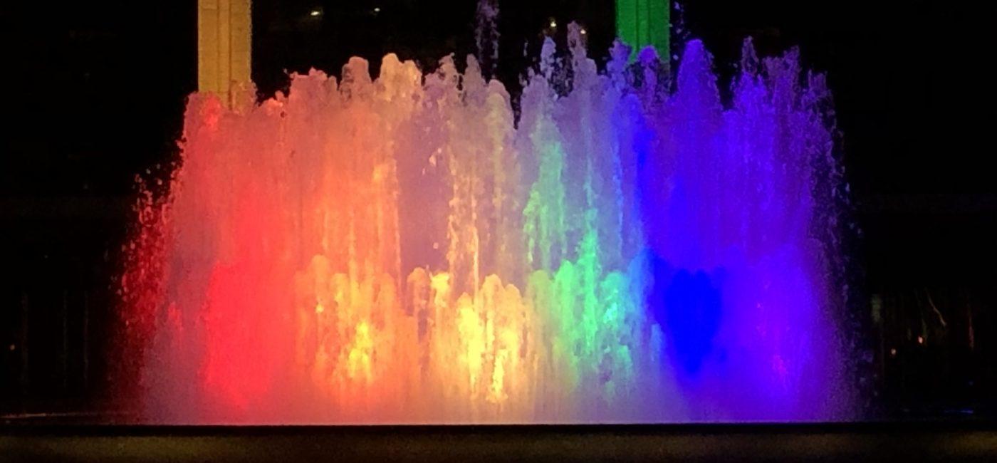 WorldStage Lighting Supports Pride 2020 Rainbow Illuminations in New York City