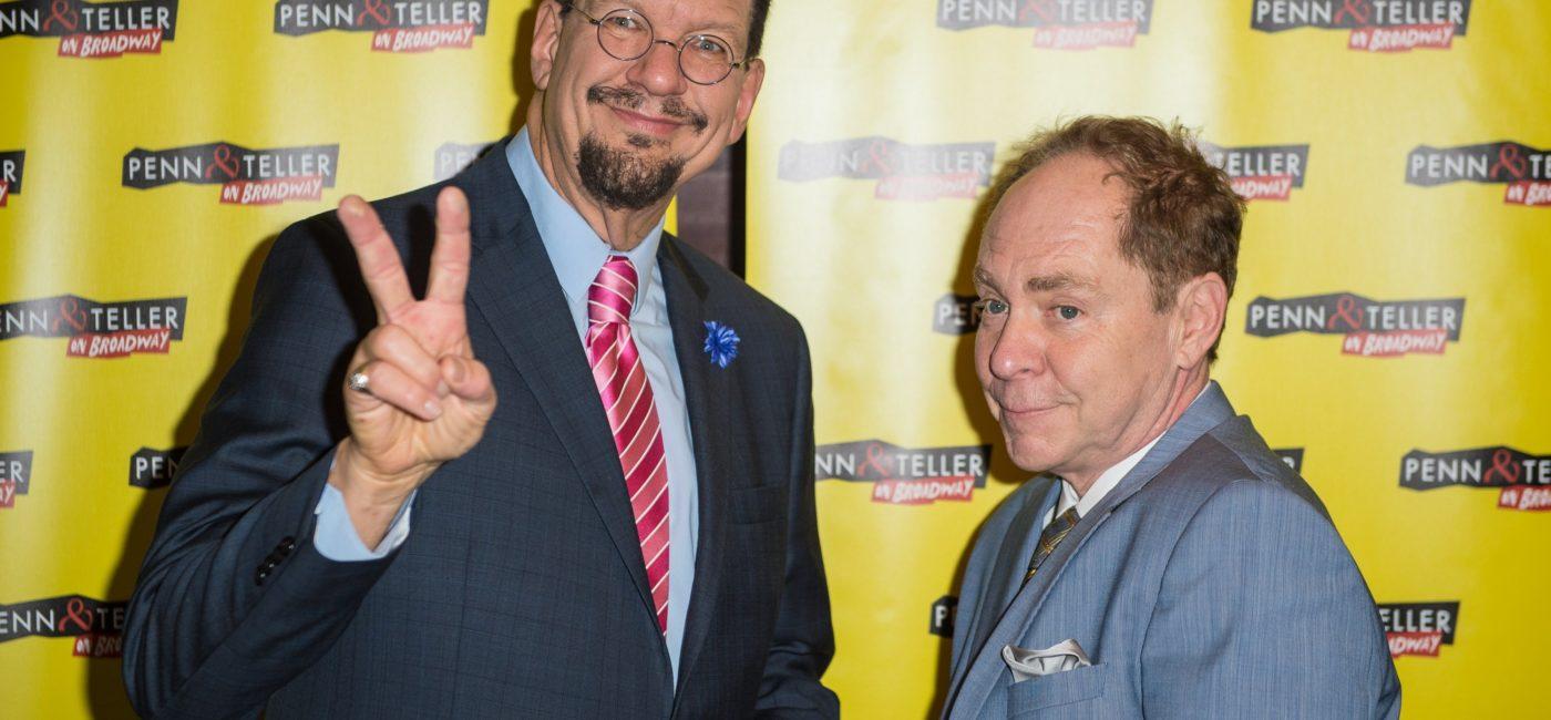 Penn and Teller Make Magic Happen with Pliant Technologies' CrewCom