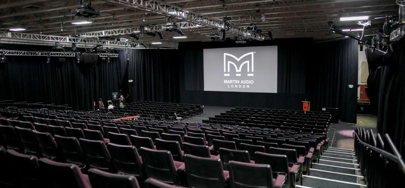 MARC Theater Installs Martin Audio WPC for Sundance Film Festival