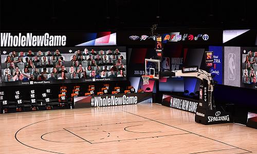 NBA VIdeo Boards