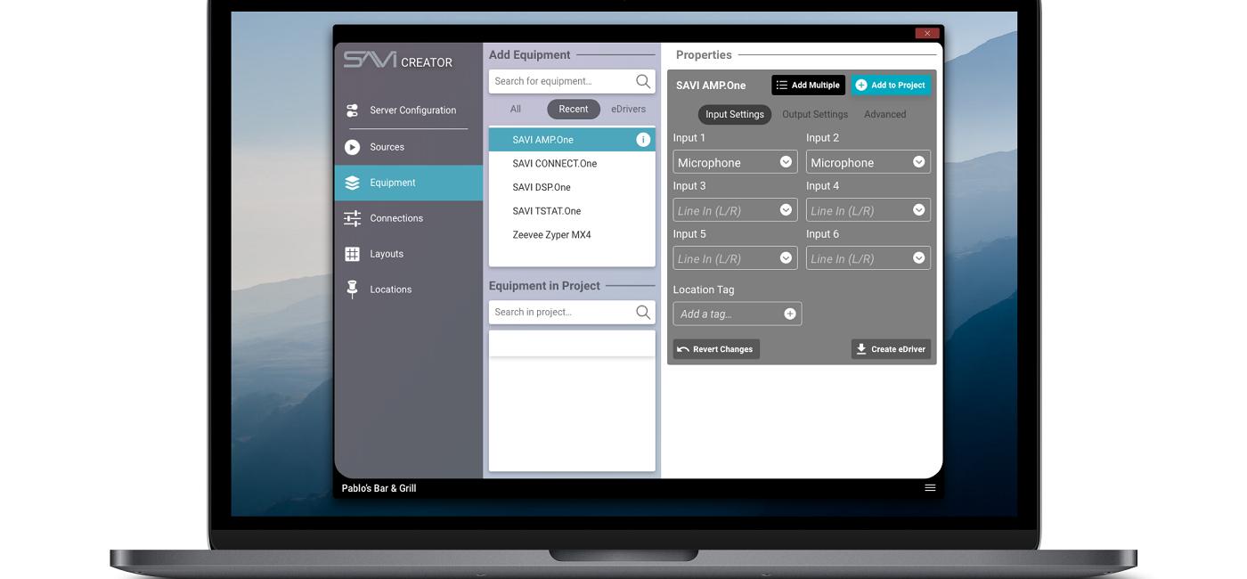 SAVI Controls' SAVI 3 Aims to Transform Commercial AV Projects