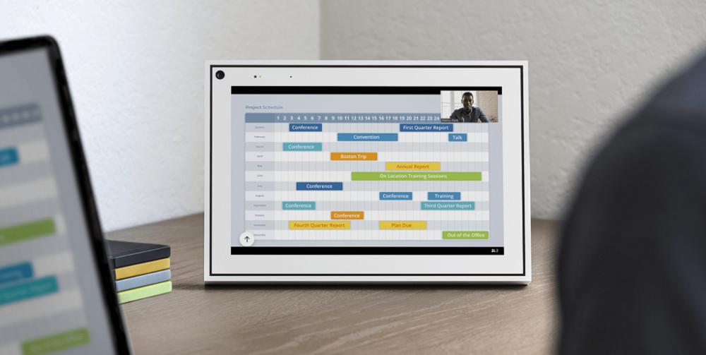 Zoom Brings Videoconferencing App to Popular Smart Displays
