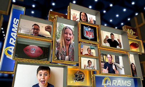 NFL Microsoft LED