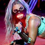 LED Face Mask Lady Gaga