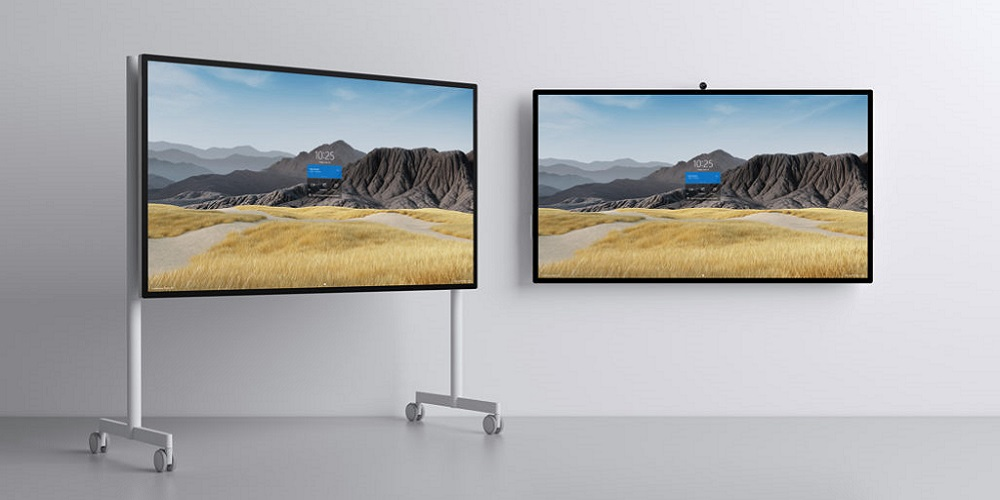 Microsoft Introduces 85-inch Surface Hub 2S for Hybrid Work, Collaboration
