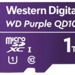 WD Purple Storage, AI Video Recording