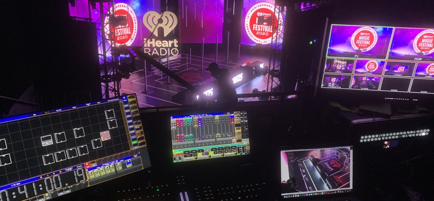 2020 iHeartRadio Music Festival Goes Virtual with Claypaky Fixtures Lighting Up L.A.-Based Artists