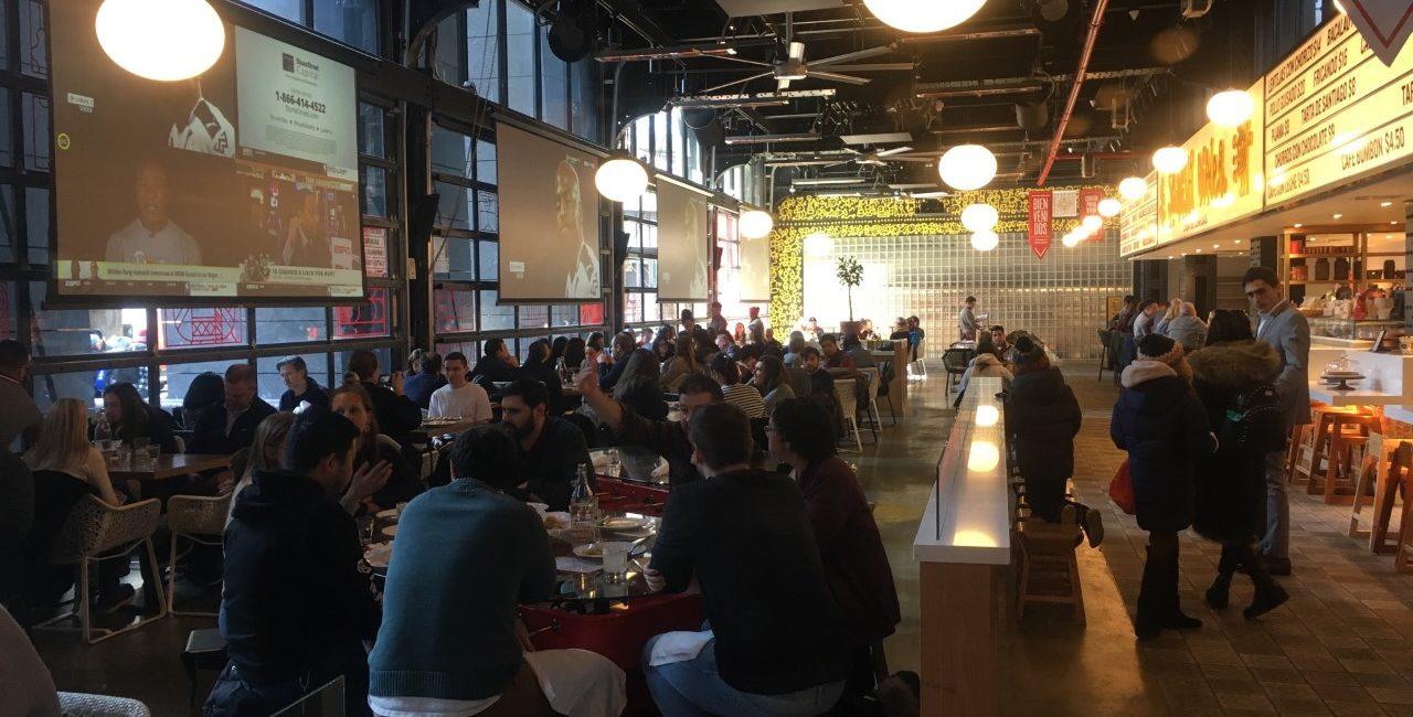 Hudson Yards Restaurant Chooses Key Digital to Create Perfect Atmosphere
