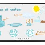 Samsung 85-inch Interactive Display