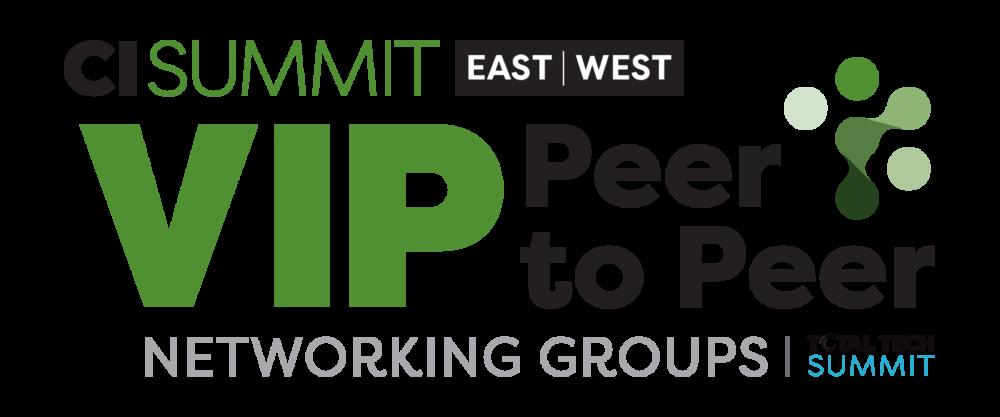 VIP Peer-to-Peer Networking Groups