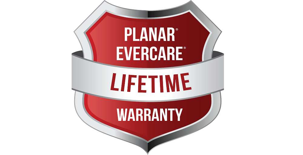 Planar Announces Planar EverCare Lifetime Limited Warranty for LED Displays