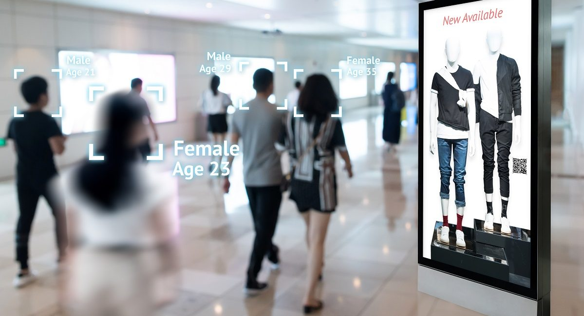 How Digital Signage Can Jumpstart the Retail Industry