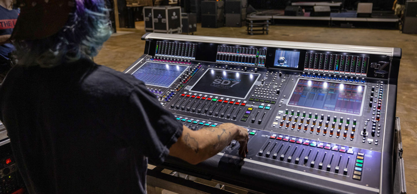 Full Sail University Adds DiGiCo Quantum338 Added to Tech Lineup at Full Sail Live 1 Campus
