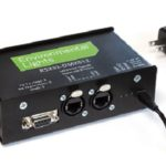 Environmental Lights RS232-to-DMX Converter