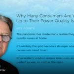 AV industry podcast, The Next Generation of Energy, Rosewater Energy