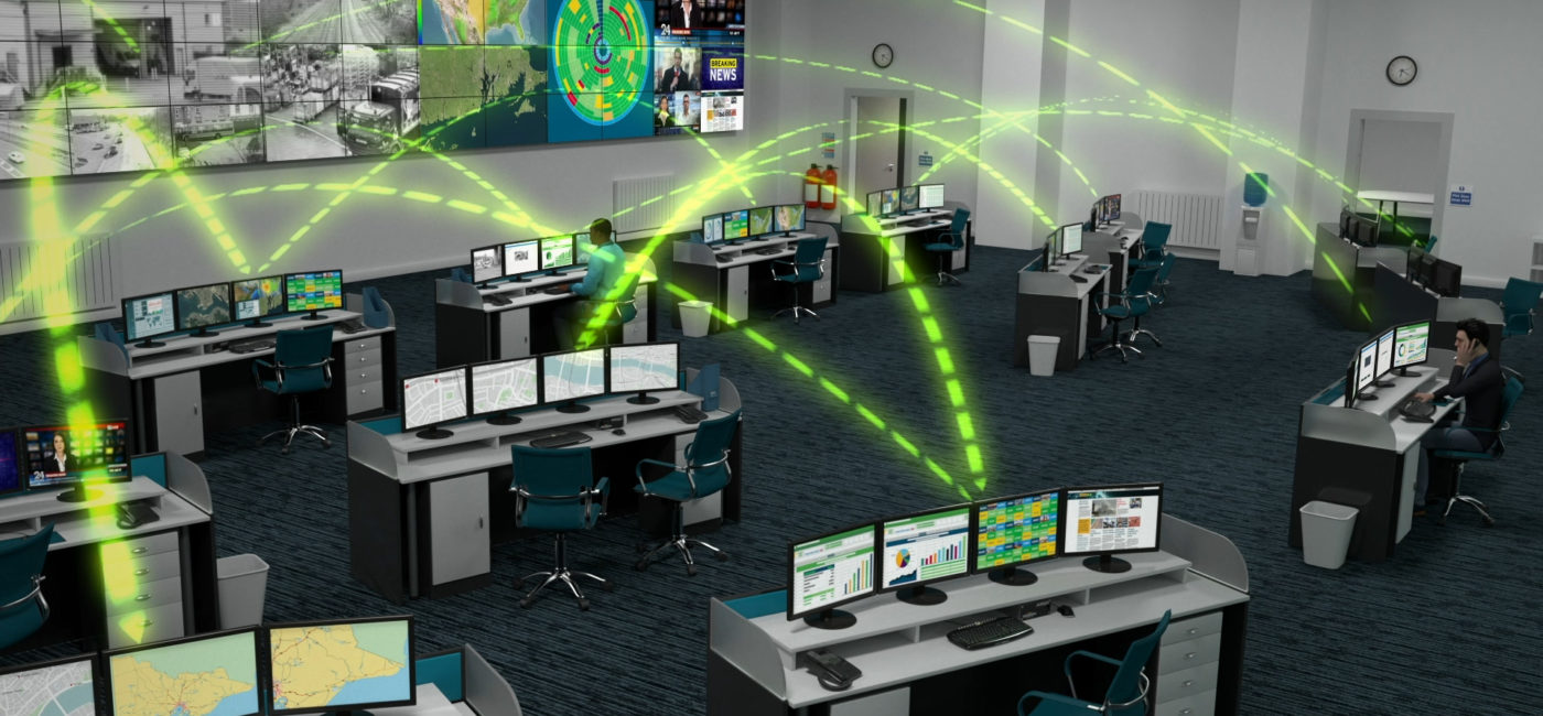 Datapath Launches Aetria for the Design, Management and Operation of Control Rooms