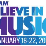 Believe In Music Week