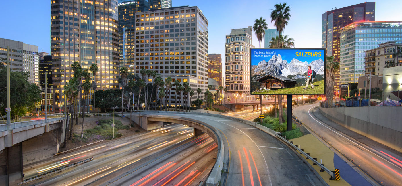 LG Introduces New Line of Outdoor LED Digital Signage