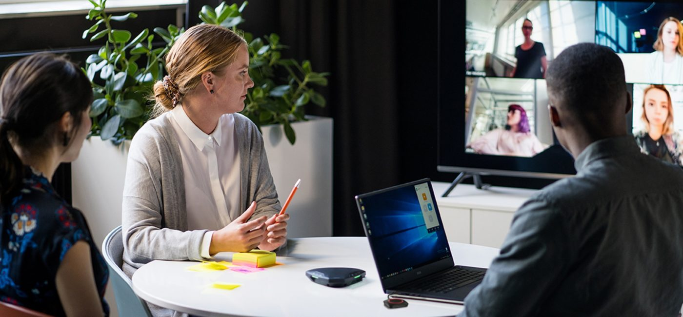Konftel Partners with Barco ClickShare Conference for Wireless Meeting Solutions