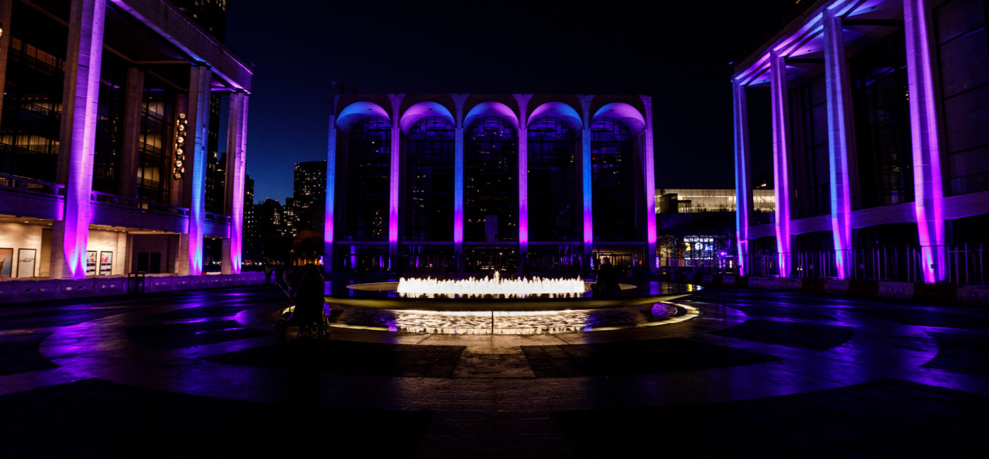 Lights from Lincoln Center Evokes Hope During the Holidays with Support from WorldStage