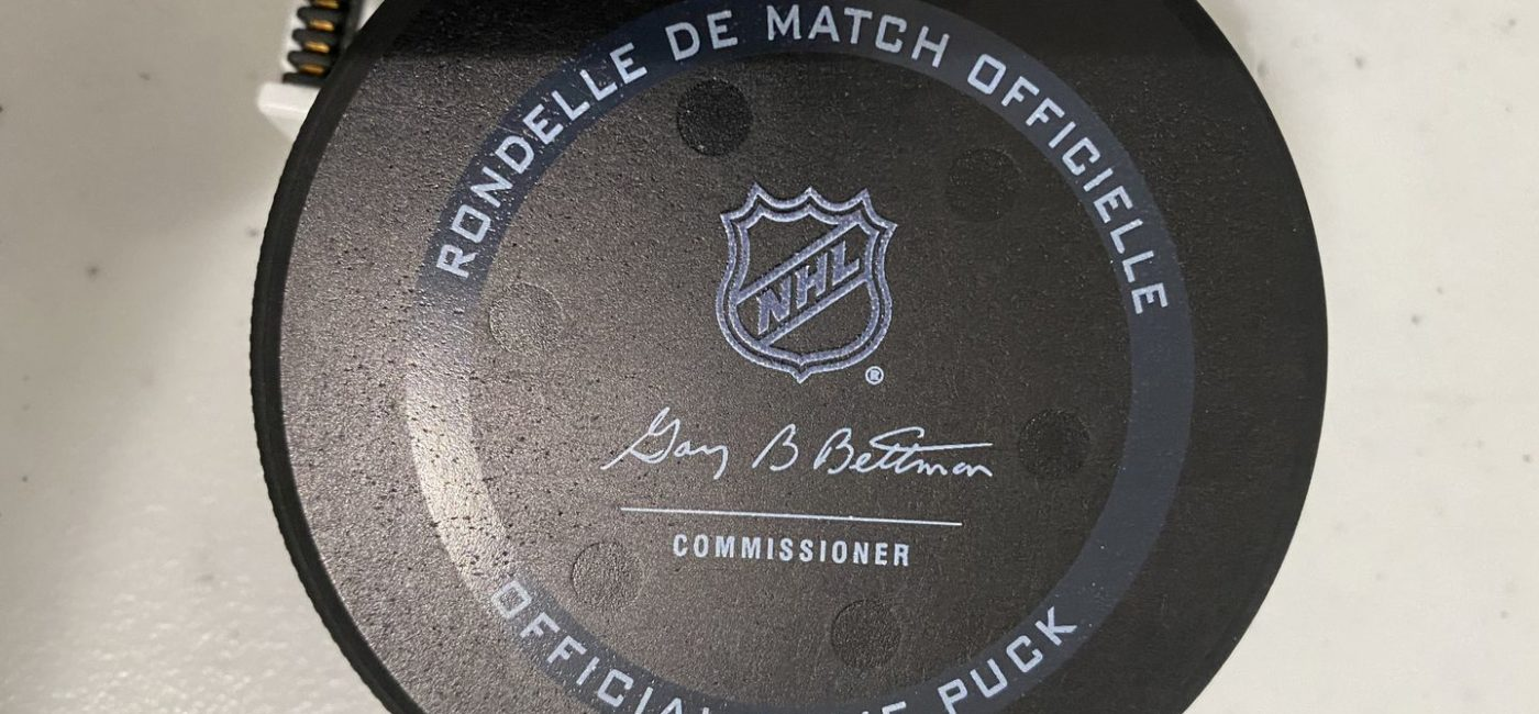 NHL Puck Goes High-Tech for 2021 Season in the Name of Analytics