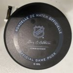 new NHL Puck with analytics