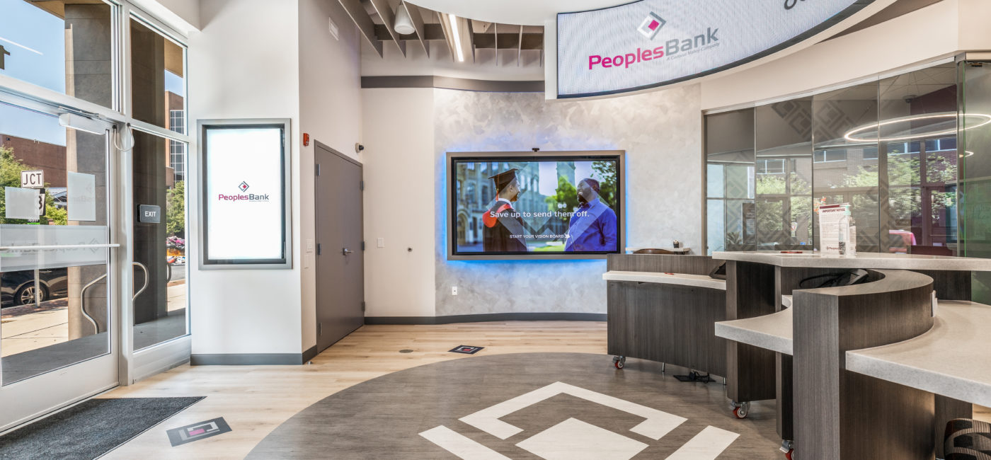 Automation Technology at the Heart of PeoplesBank Connections Center Transformation