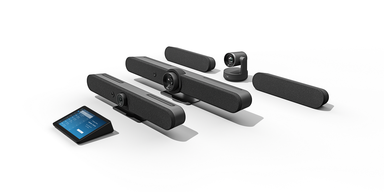 Logitech Unveils The Rally Bar, Rally Bar Mini For Videoconferencing
