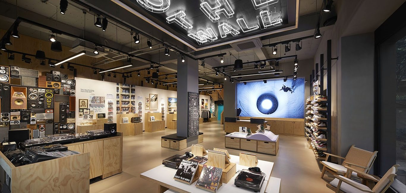 HARMAN Retail Enhances Immersive Audio Experience at Vans Brand Showcase Store