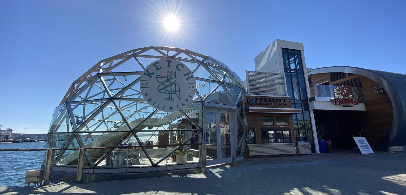 Control4 System Automates San Diego's New Waterfront Restaurants