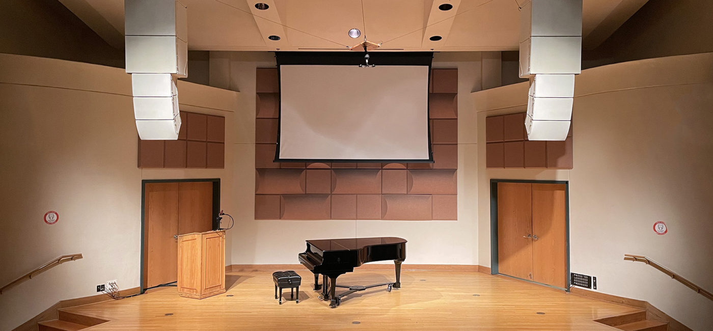 Frost School of Music at University of Miami Welcomes L-Acoustics A10 System
