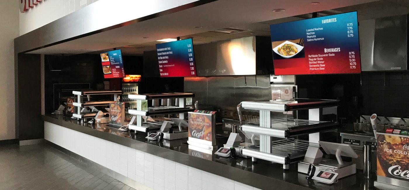 Ping HD Digital Menu Boards, Daktronics Video Boards Highlight Super Bowl LV Tech
