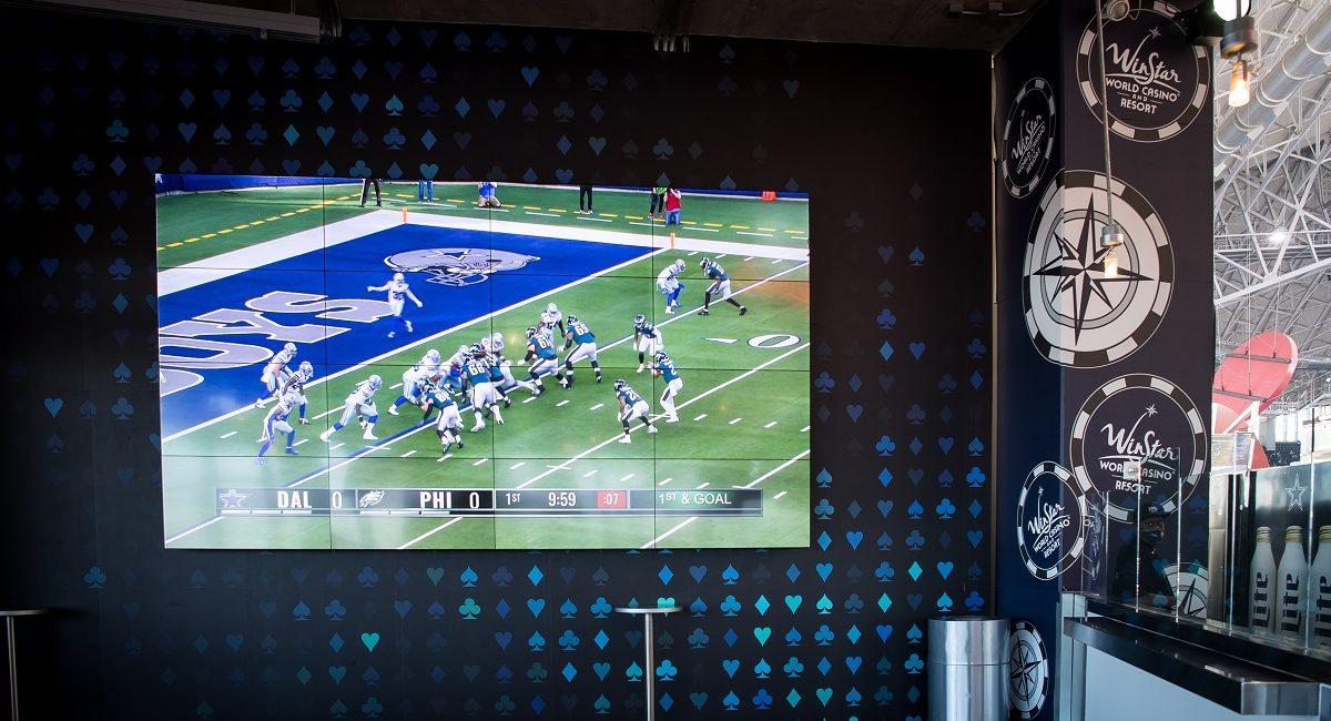 AT&T Stadium Upgrades Its Digital Display Network