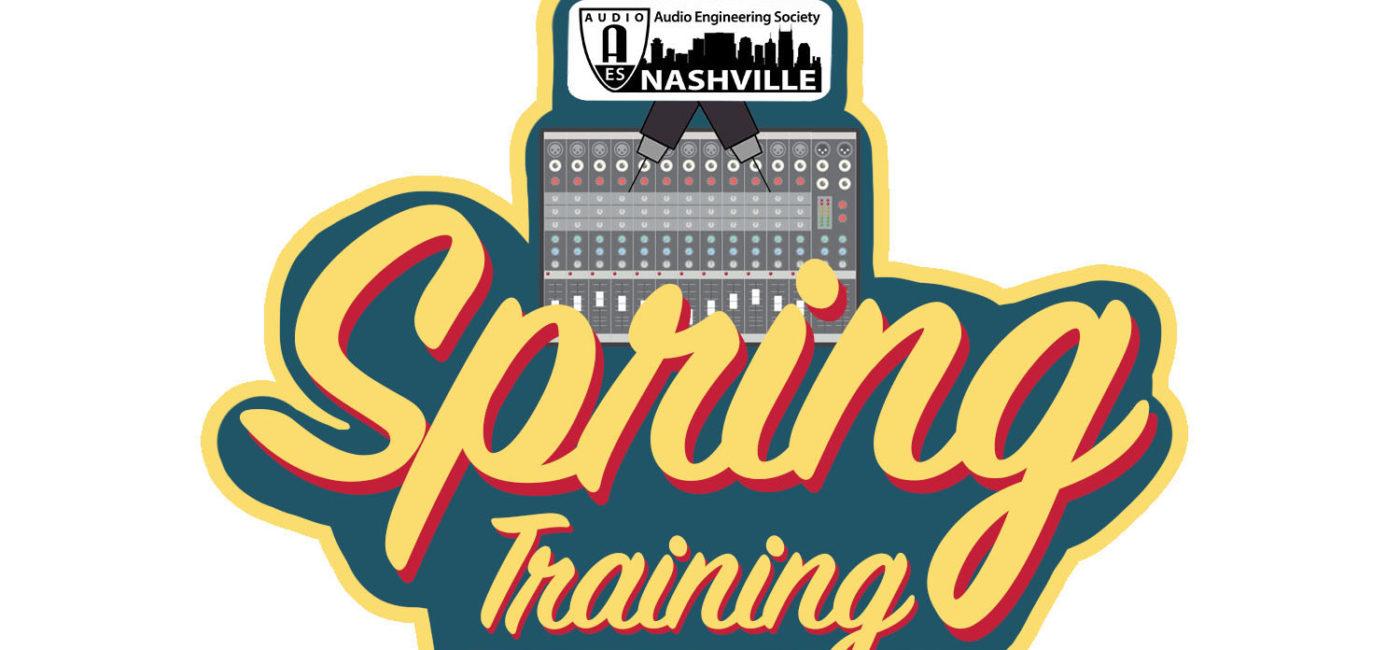 AES Nashville Lines Up Spring Training Exhibition 2021 Live Sound Event