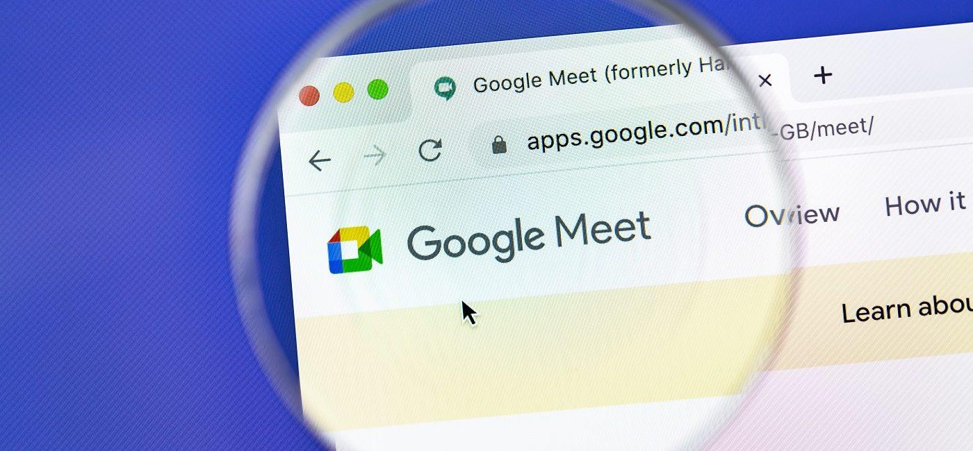 Don't Sleep On Google Meet