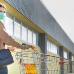 Vaccinated Shopper Behavior Tracker
