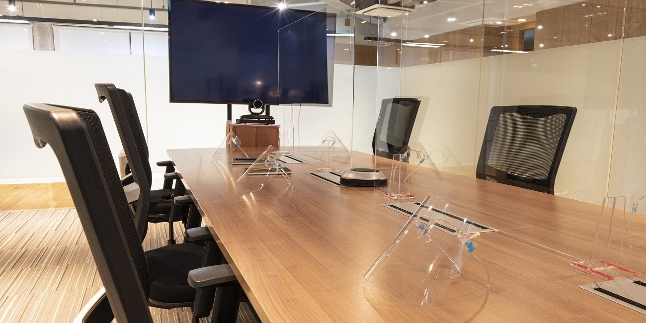 How The Pandemic And Hybrid Work Are Changing Meeting Room Needs