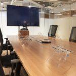 Hybrid Work Meeting Rooms