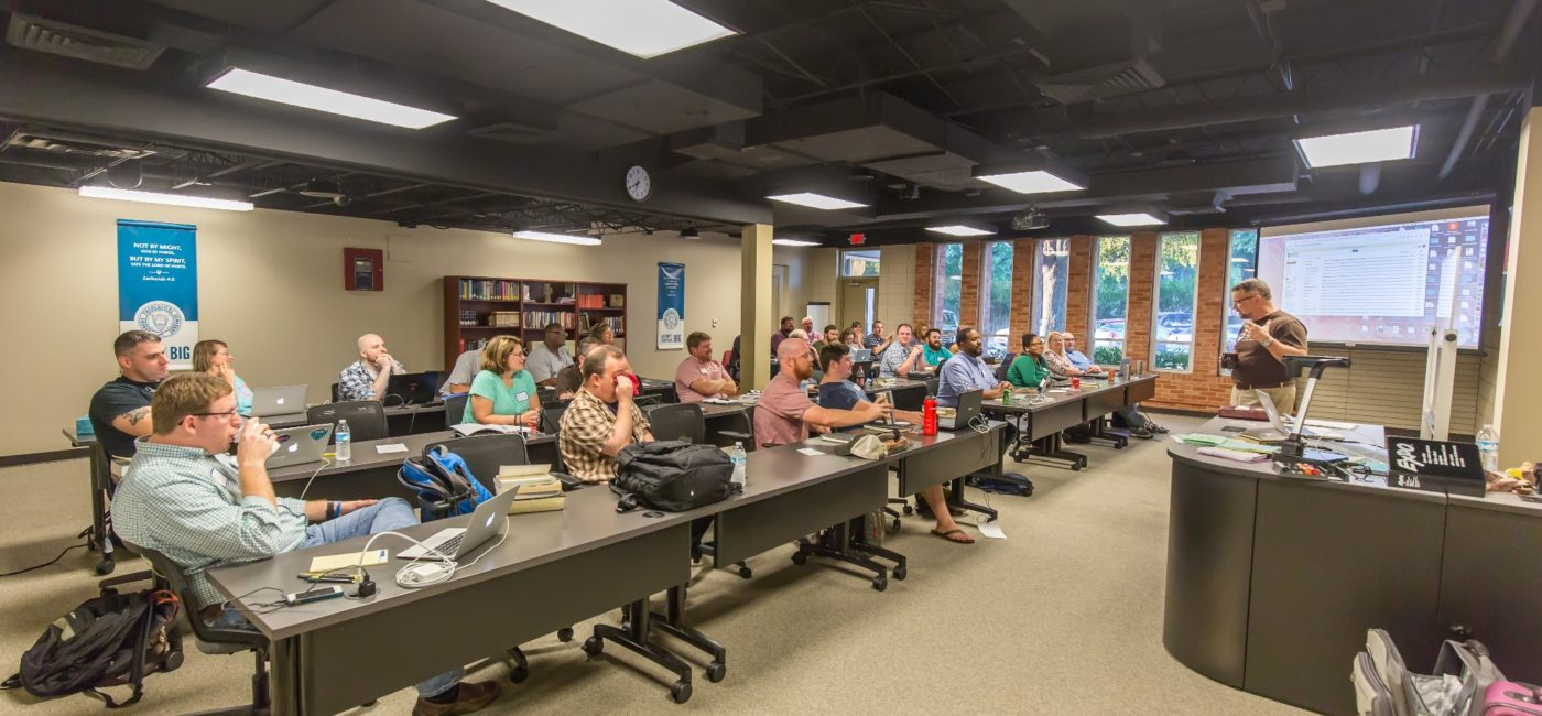 Asbury Theological Seminary Relies on ClearOne for Improved Audio Quality